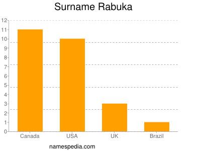 Surname Rabuka