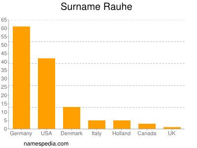 Surname Rauhe