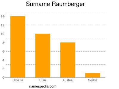 Surname Raumberger