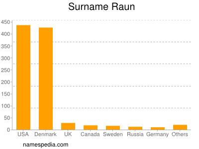 Surname Raun