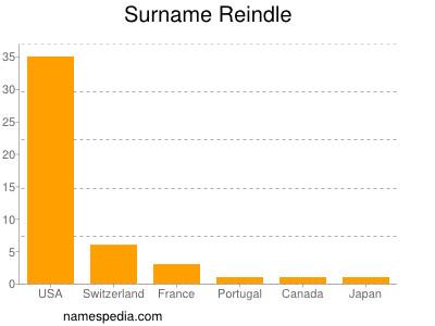 Surname Reindle