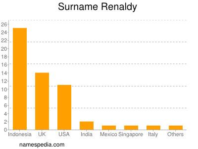 Surname Renaldy