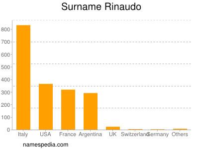 Surname Rinaudo