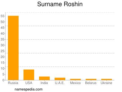 Surname Roshin