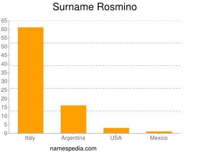 Surname Rosmino