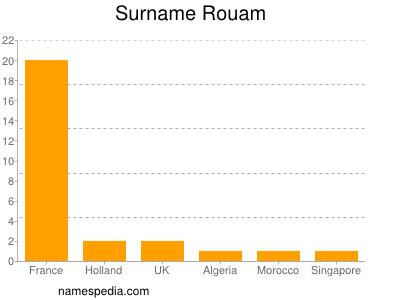Surname Rouam