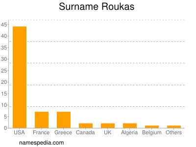 Surname Roukas