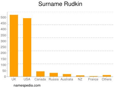 Surname Rudkin