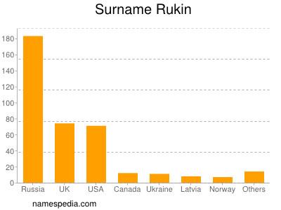 Surname Rukin