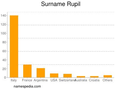 Surname Rupil