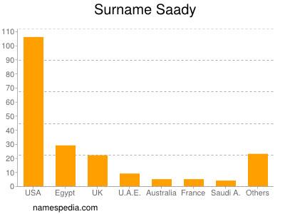 Surname Saady