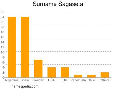Surname Sagaseta