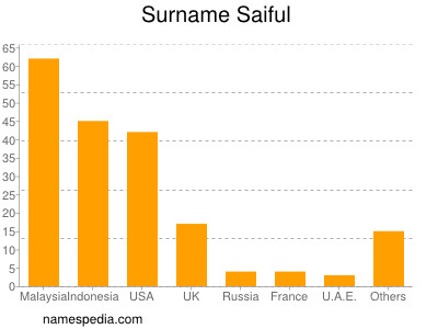 Surname Saiful