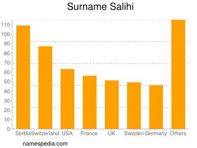 Surname Salihi