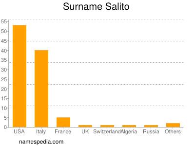 Surname Salito