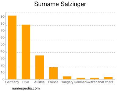 Surname Salzinger