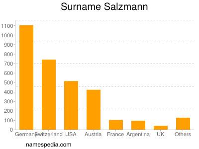Surname Salzmann