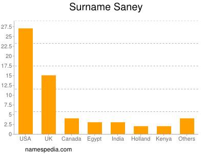 Surname Saney