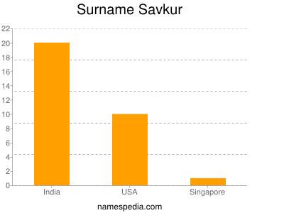 Surname Savkur