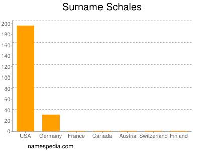 Surname Schales