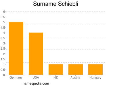 Surname Schiebli