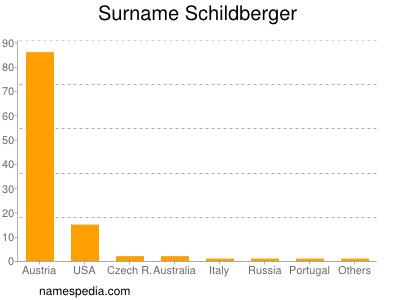 Surname Schildberger