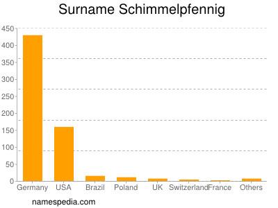 Surname Schimmelpfennig