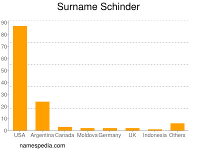 Surname Schinder