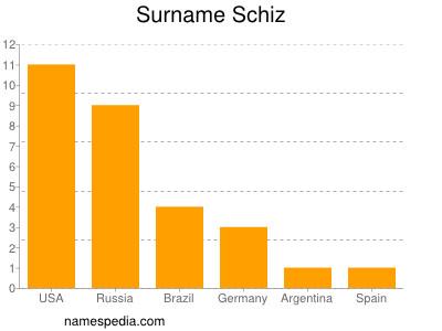 Surname Schiz