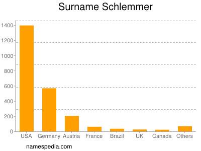 Surname Schlemmer