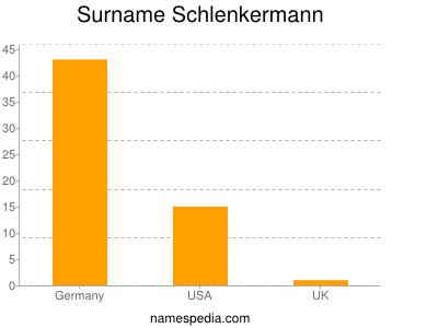 Surname Schlenkermann
