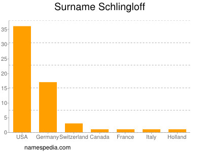 Surname Schlingloff