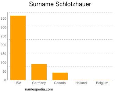 Familiennamen Schlotzhauer