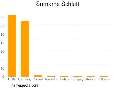 Surname Schlutt