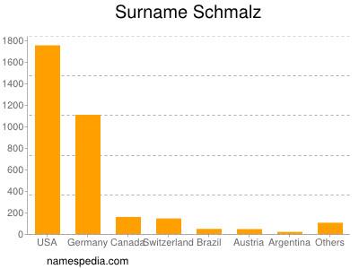 Surname Schmalz