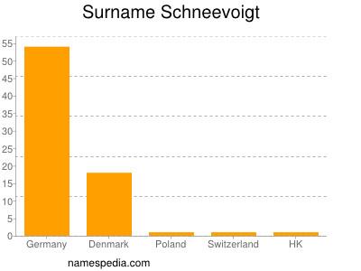 Surname Schneevoigt