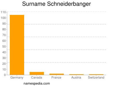 Surname Schneiderbanger