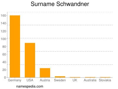 Surname Schwandner