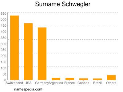 Surname Schwegler