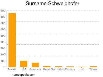 Surname Schweighofer