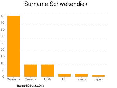 Surname Schwekendiek