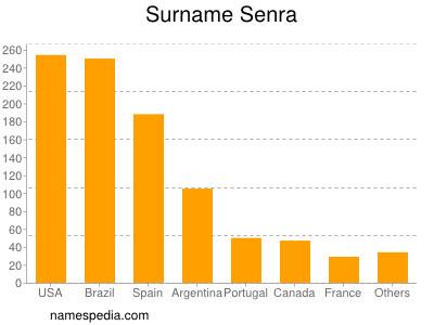 Surname Senra