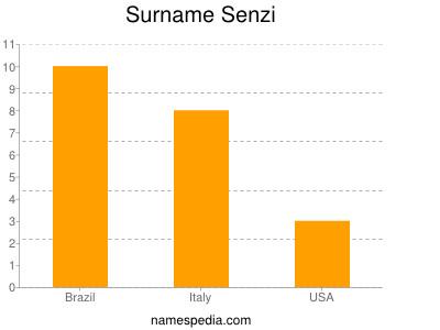 Surname Senzi