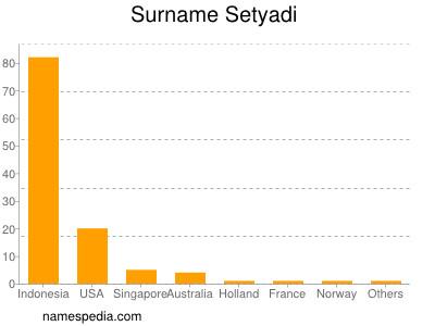 Familiennamen Setyadi