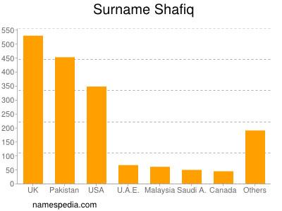 Familiennamen Shafiq