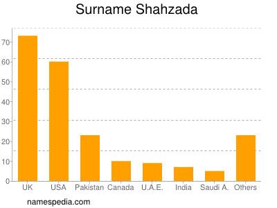 Surname Shahzada