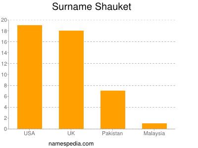 Surname Shauket