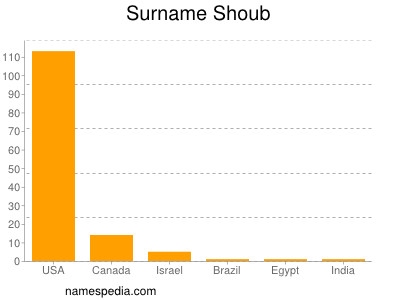 Surname Shoub