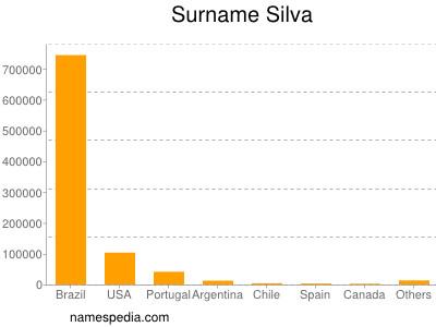 Familiennamen Silva