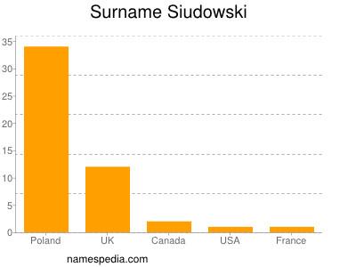 Surname Siudowski